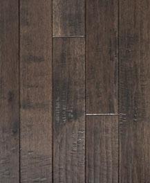 Francesca Handscraped American Hickory Baja Smoke Engineered Hardwood Flooring