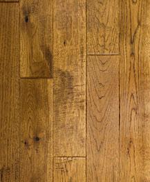 Francesca Handscraped American Hickory Sacramento Engineered Hardwood Flooring