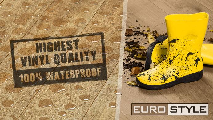EUROSTYLE Avant-Garde 100% Waterproof Flooring Vancouver