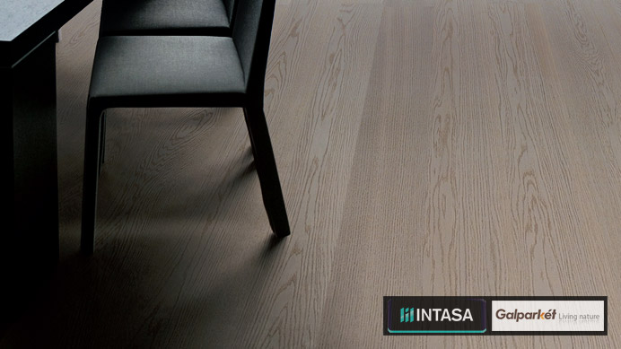 INTASA Brushed European Hardwood Flooring Vancouver
