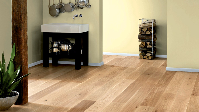 Real Wood Flooring Vancouver