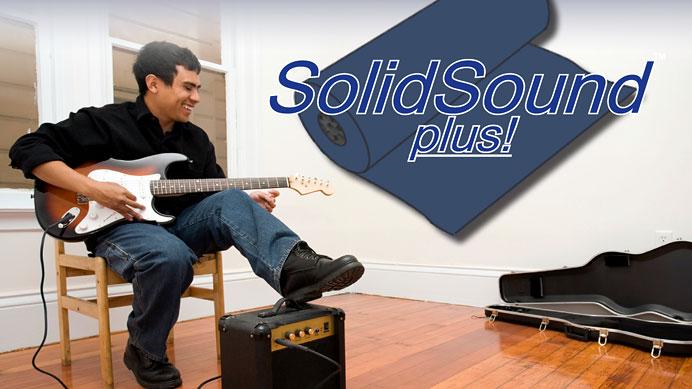 Solid Sound Plus Underlay Vancouver