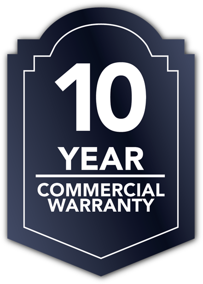 ThermaCore RC™ 10 Year Commercial Warranty